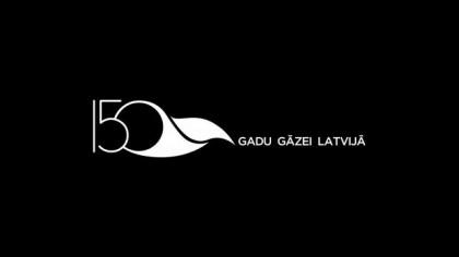 Latvijas Gāze 150
