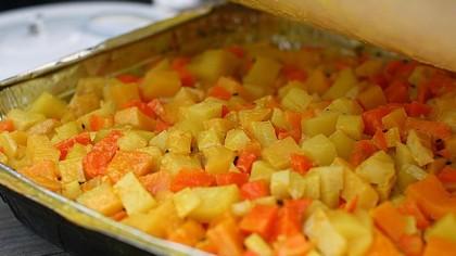 Ēst ir tavā dabā / Pavāru zabuntujs