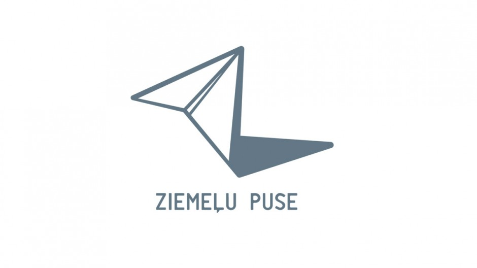 "Logotype for TV Series ""Ziemeļu puse"""