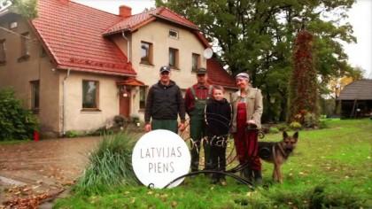 LATVIJAS PIENS / SPORAS