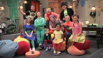Brīnumskapja skola – muzikāls raidījums bērniem