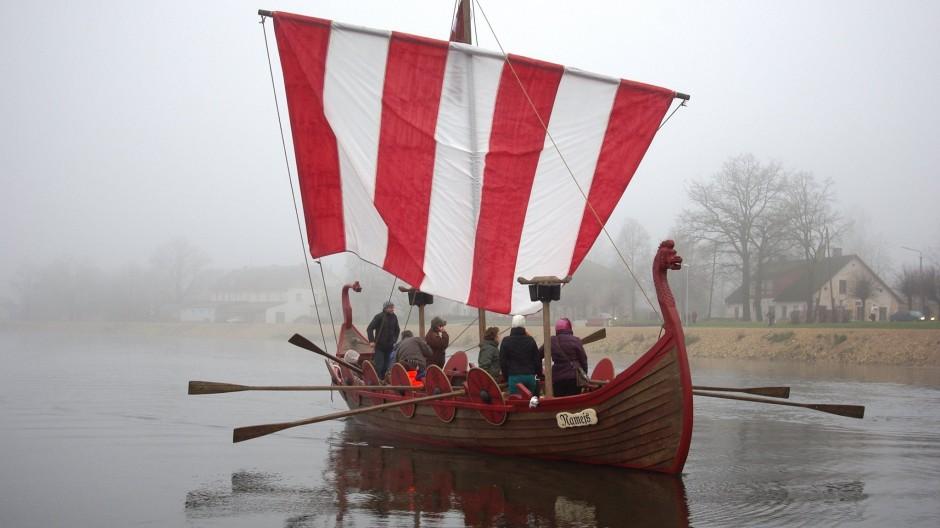 Nameisis. Daugavas ekspedīcija