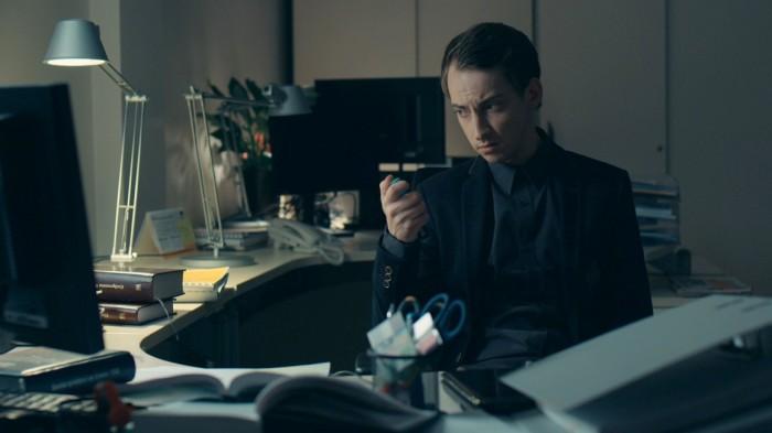 """Īsfilmas """"Spoguļvīrs"""" pirmizrāde 4. maijā"""