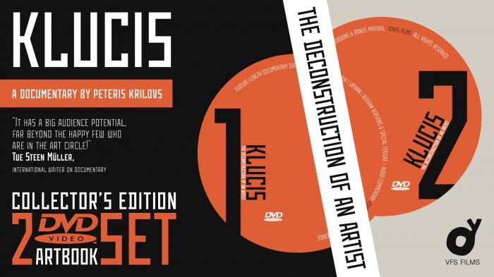"""""""KLUCIS. NEPAREIZAIS LATVIETIS"""" DVD"""
