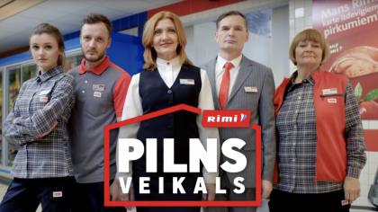 """RIMI SERIES """"PILNS VEIKALS"""""""