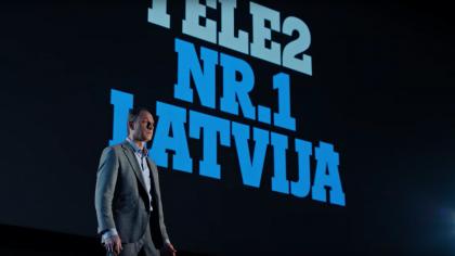 TELE2 / ĀTRĀKAIS INTERNETS