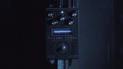 PLASMA PEDAL BY GAMECHANGER AUDIO